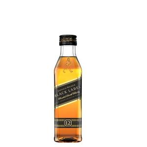 Johnnie Walker Black Label 12yo 0,05l 40%