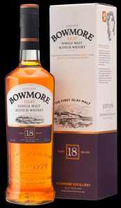 Bowmore 18yo Single Malt 0,7l 43%