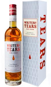 Writers Tears Red Head 0,7l 46%