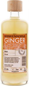 Koskenkorva Ginger vodka 0,5l 21%
