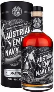 Austrian Empire Navy Rum Maximus 0,7l 40%