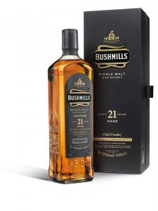 Bushmills 21yo single malt 0,7l 40%