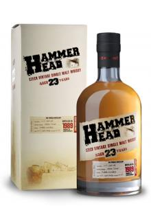 Hammer Head 23yo single malt 0,7l 40,7%