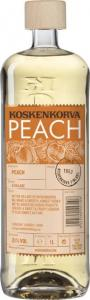Koskenkorva Peach vodka 1l 21%