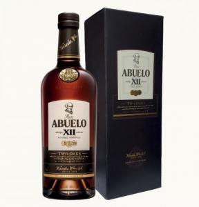 Abuelo XII Two Oaks 0,7l 40%