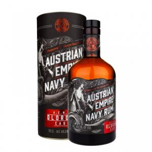Austrian Empire Navy Rum Double Cask Oloroso 0,7l 49,5%