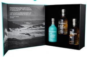 Bruichladdich Tasting Collection 3x 0,2l