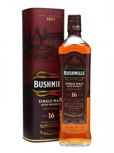Bushmills 16yo single malt 0,7l 40%