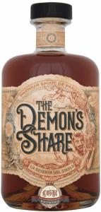 The Demon's Share Rum 0,7l 40% Gift