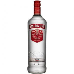 Smirnoff Red vodka 1l 40%