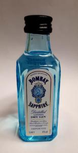 Bombay Sapphire Dry Gin 0,05l 47%