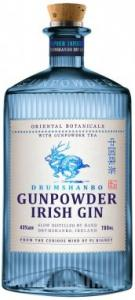 Drumshanbo GUNPOWDER Irish gin 0,7l 43%