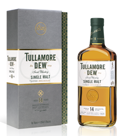 Tullamore Dew 14yo Single Malt 0,7l 41,3%