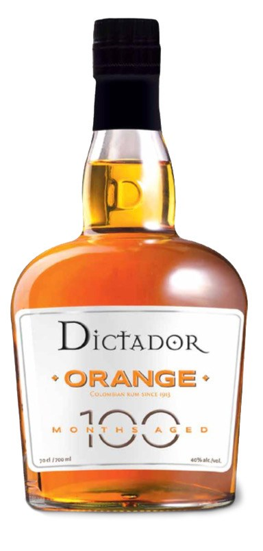 Dictador-orange-100-month-aged